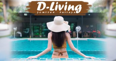 DLiving Pattaya ที่พักพัทยา ราคาถูก สไตล์รีสอร์ท ฟิลลิ่งเหมือนพักพลูวิลล่า